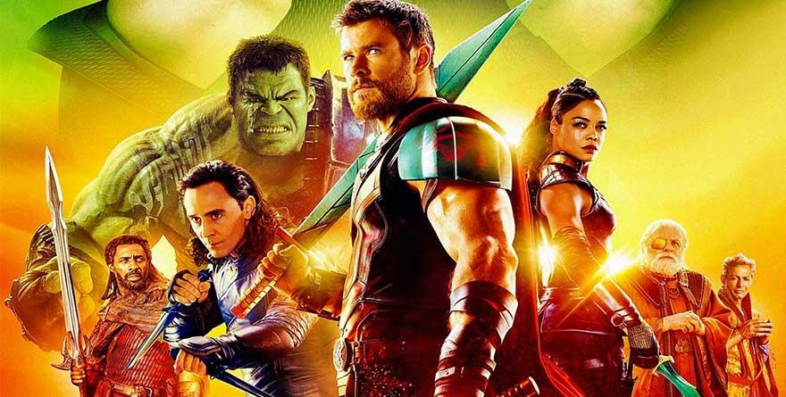 Disney rilascia la sceneggiatura di Thor: Ragnarock gratuitamente