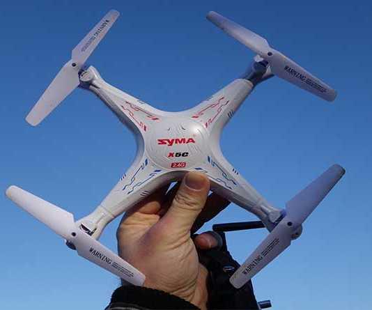 drone syma x5c recensione prezzo