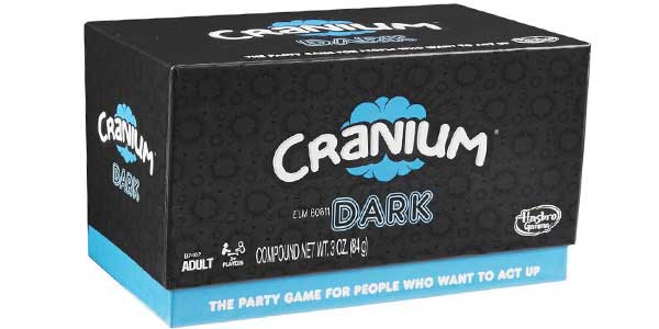 Cranium Dark gioco di società per adulti