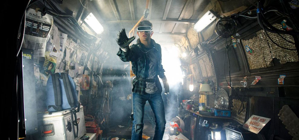 Ready player one Parzival