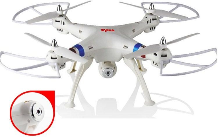 recensione drone syma x8c