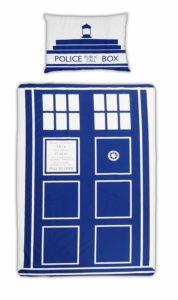 Copripiumino Doctor Who