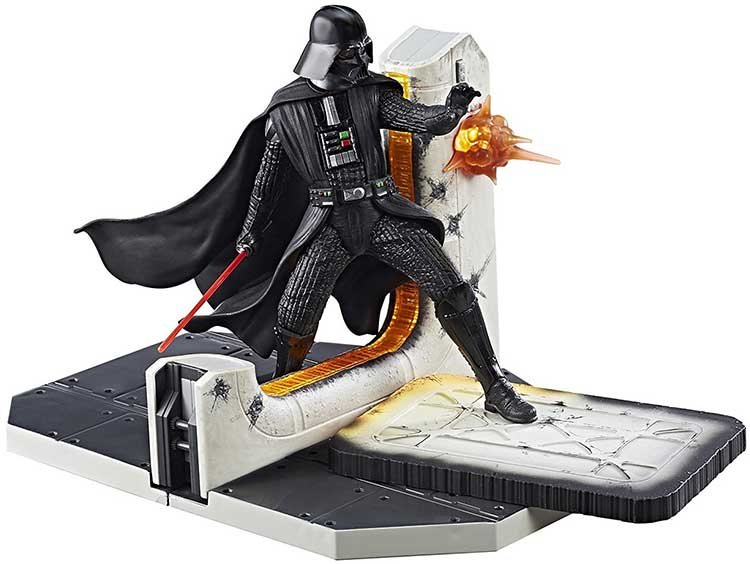 Darth Vader Playset Centerpiece