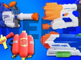 Migliori pistole ad acqua