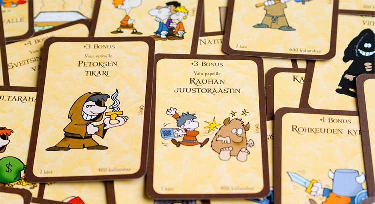 Munchkin gioco di carte