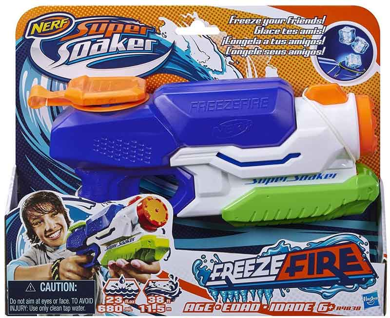 Nerf Super Soaker Freeze Fire