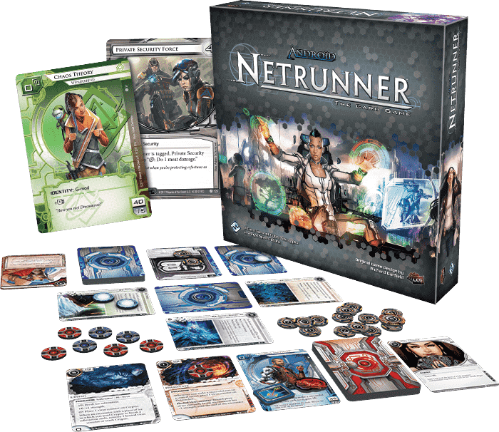 Android Netrunner gioco