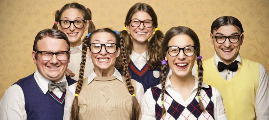 La cultura e l'abbigliamento nerd