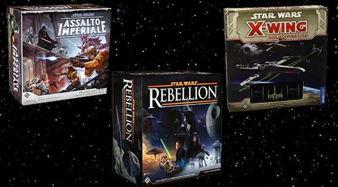 Giochi da Tavolo di Star Wars