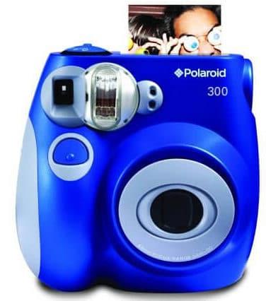 Polaroid PIC-300 camera istantanea