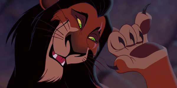 Scar Il Re Leone