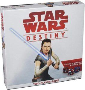 Star Wars Destiny gioco da tavolo
