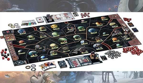 Star Wars Rebellion migliori giochi da tavolo