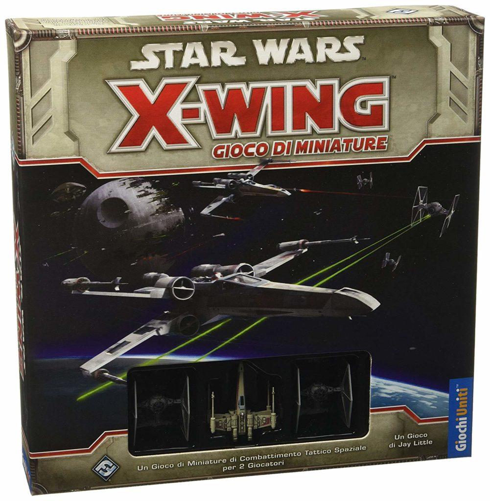 Star Wars X-Wing Gioco di Miniature da tavolo