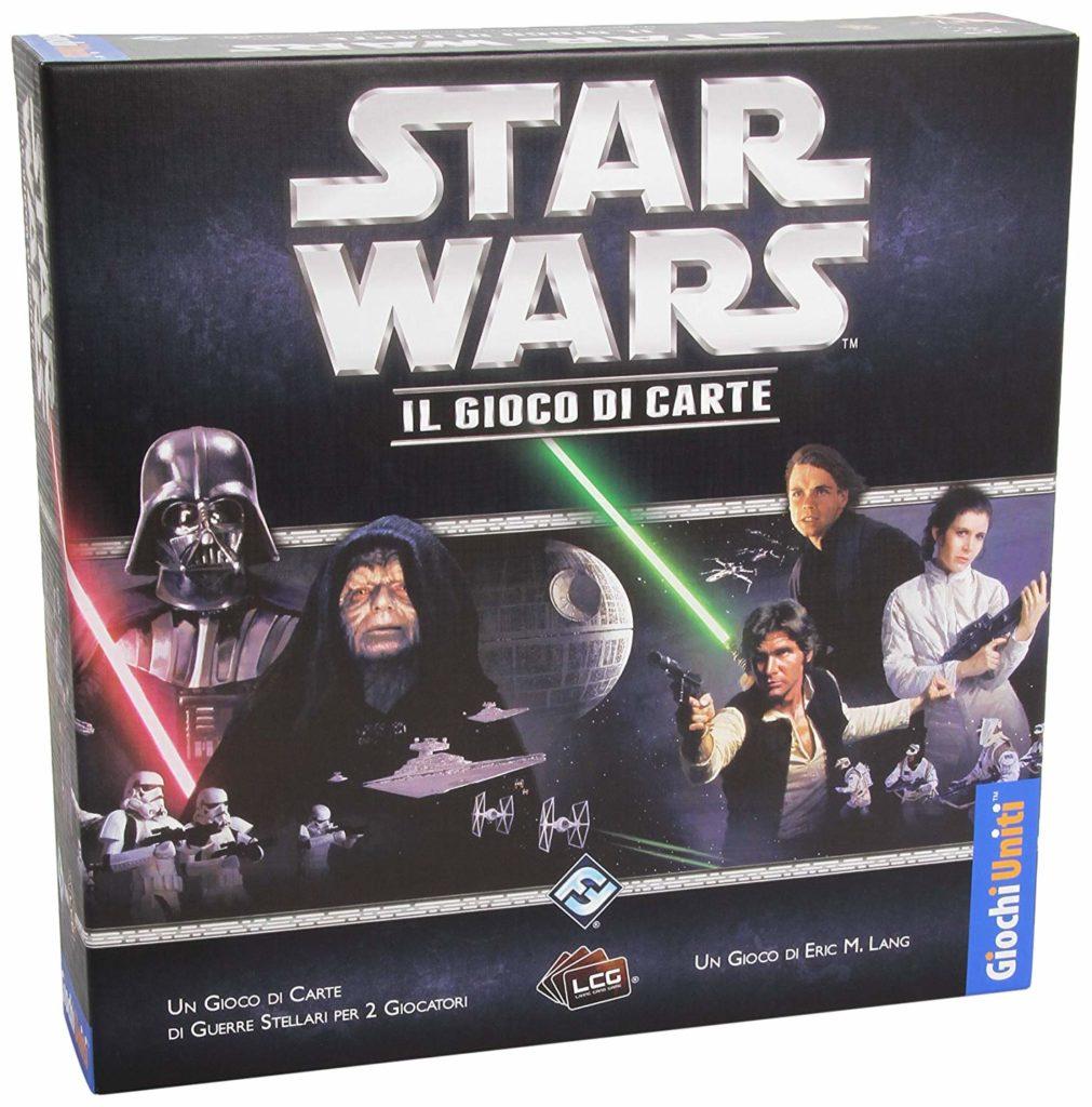 Star Wars il gioco di Carte da Tavolo