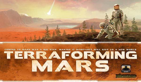 Terraforming Mars giochi da tavolo migliori