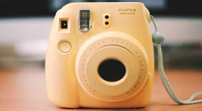 fotocamere istantanee polaroid e fujifilm