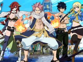Fairy Tail anime recensione