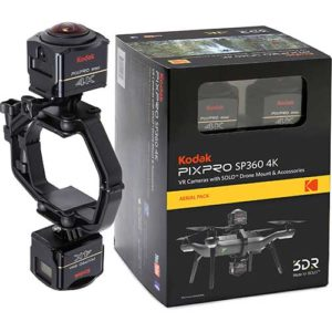 Kodak PIXPRO SP360 4 K recensione