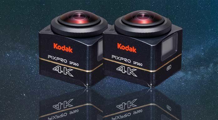 Kodak PixPro SP360 4K Recensione e Prezzo