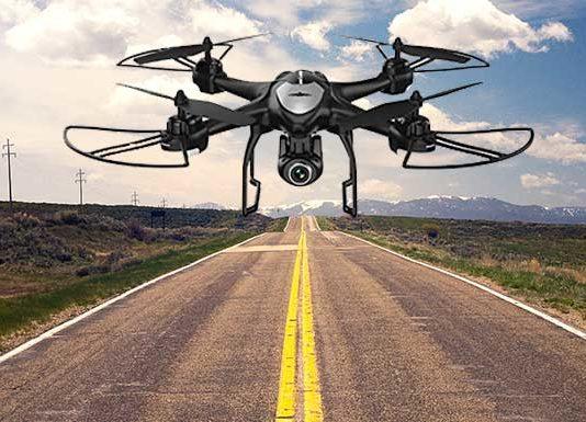 Drone Potensic T18 Contea Geek
