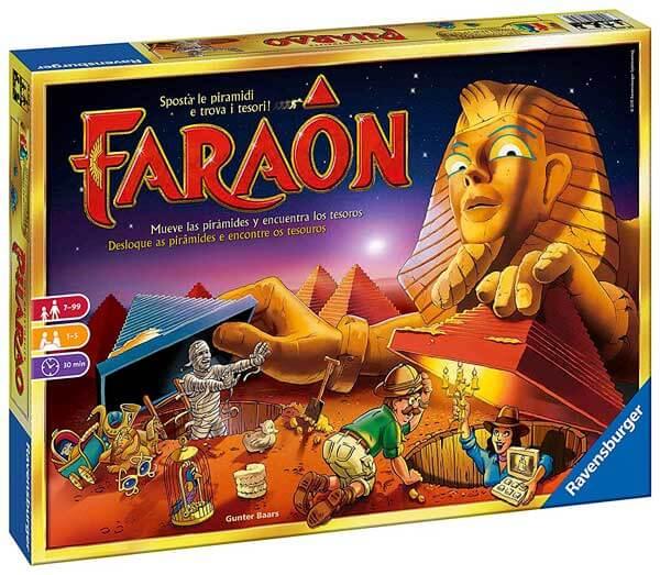 Faraon Gioco di Società per Bambini