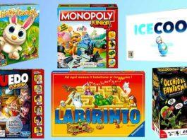 Migliori giochi da tavolo e di società per bambini