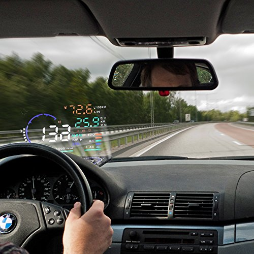 HUD Head Up Display Regali Hi Tech