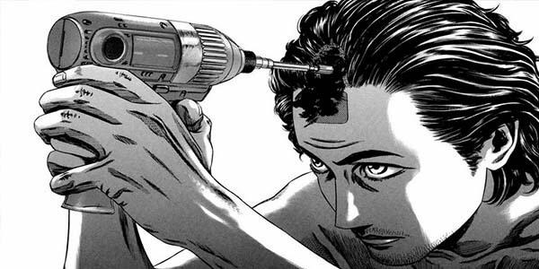 Homunculus Manga Seinen