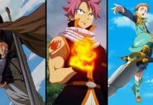Migliori Manga Fantasy