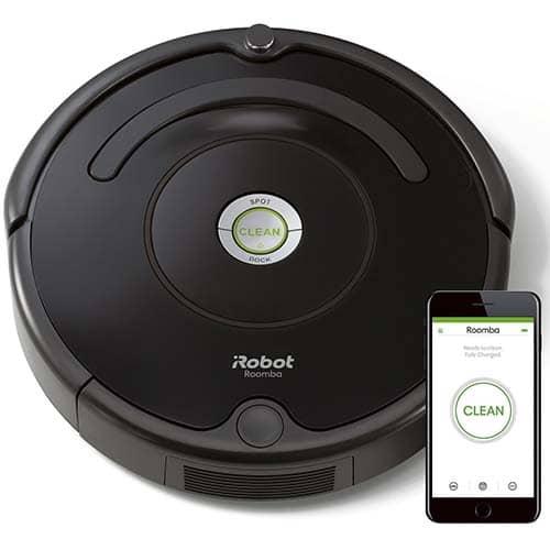 Robot Aspirapolvere iRobot Roomba 671 regali tecnologici per lui e lei