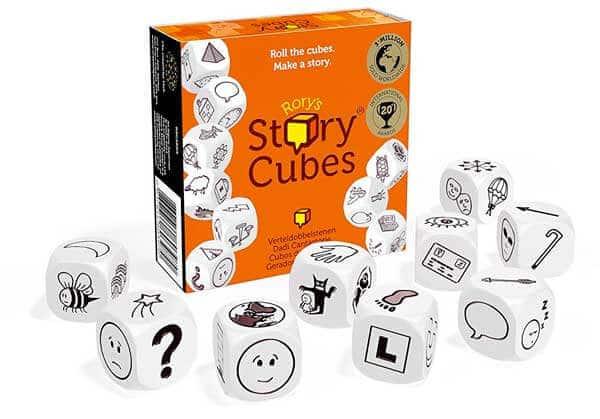 Story Cubes gioco da tavolo