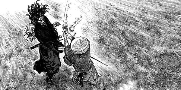 Vagabond Seinen manga