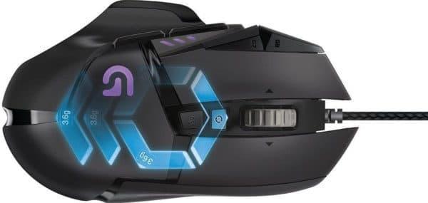 Logitech G502 Mouse da Gaming