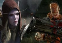 WoW Battle For Azeroth a Quake