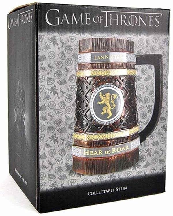 Boccale di Birra dei Lannister