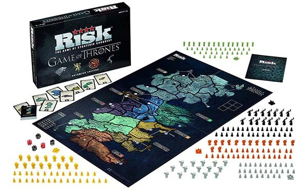Risk il Risiko di Game of Thrones