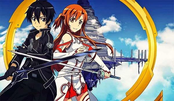 Sword Art Online Anime su Netflix