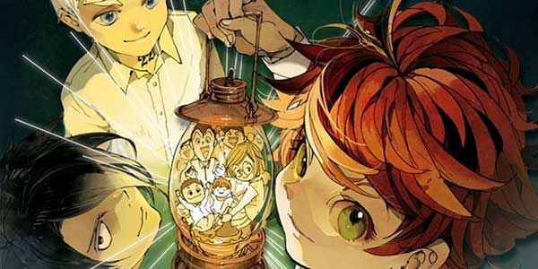 The Promised Neverland - Anime da vedere su Netflix