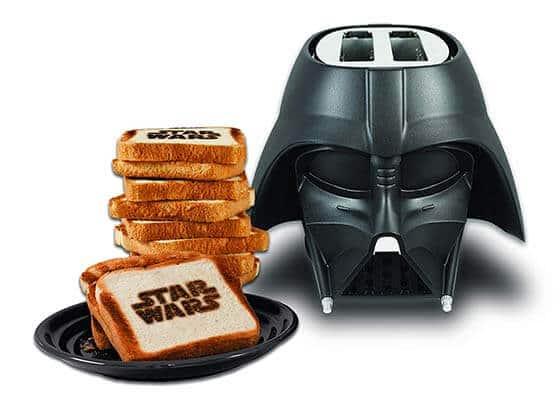 Tostapane di Darth Vader