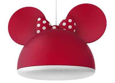 Lampadario Minnie - Gadget Disney