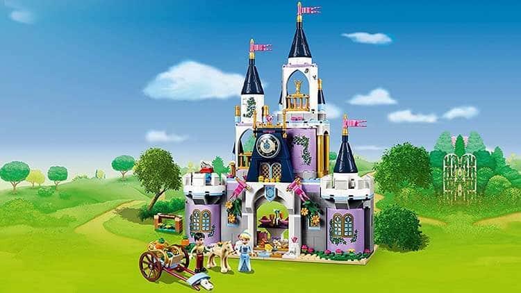 Lego Disney Princess il Castello dei Sogni di Cenerentola