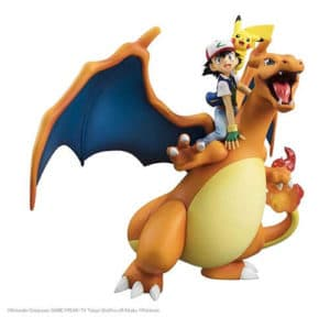 Action Figure di Charizard
