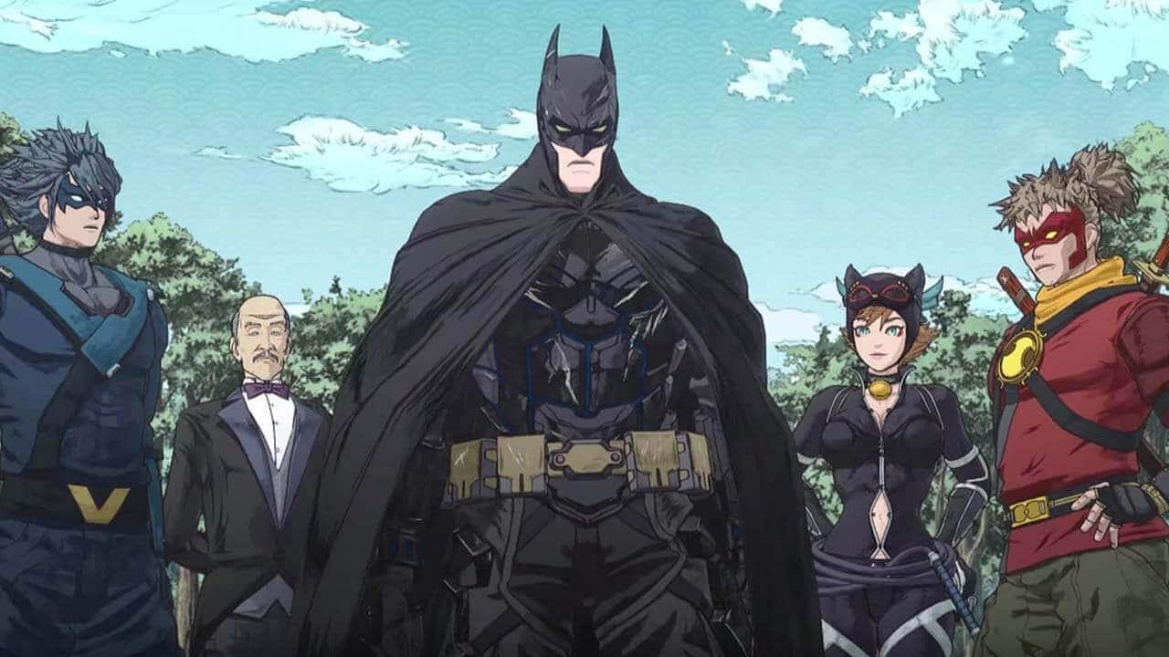 Batman Ninja Trama