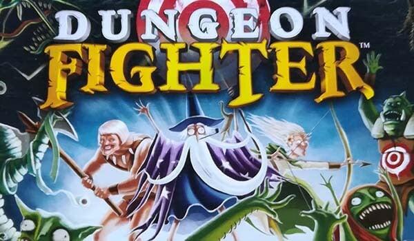 Dungeon Fighter Gioco da tavolo cooperativo Fantasy