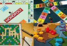 I 15 Giochi da Tavolo Classici più Famosi