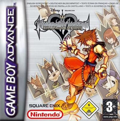 Kingdom Hearts Chain of memory