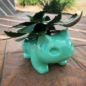 Vaso Bulbasaur Gadget Pokemon