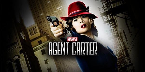 Agent Carter serie netflix cancellata