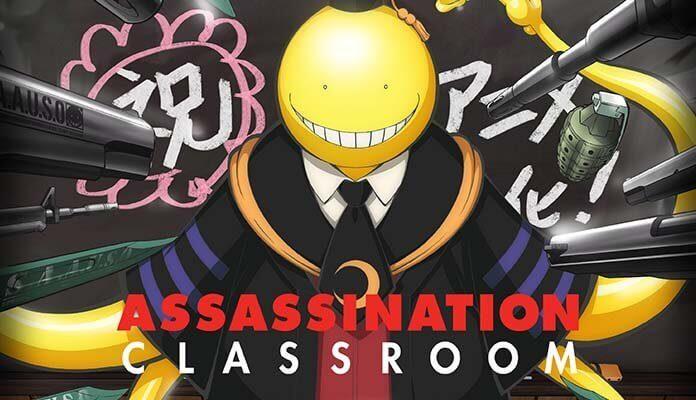 Assassination Classrom Recensione